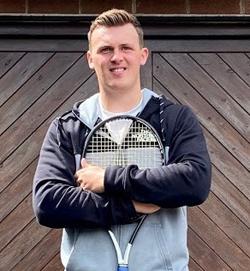 Tennis coach Will Boyd.
