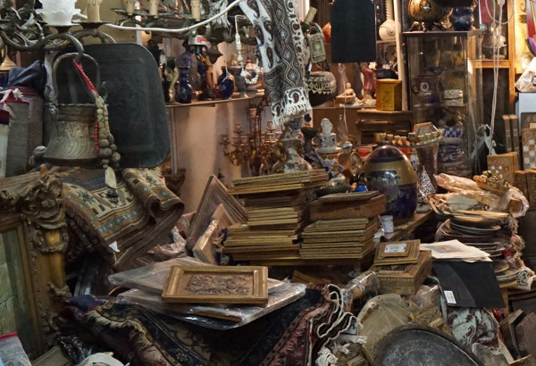 Get your antiques valued at St John's and St Ninian's